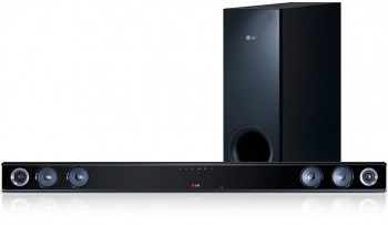 Die LG NB3530A Soundbar getestet